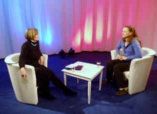 Im Talk: Petra Sorge dos Santos  mit Wiebke Heinrich